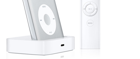 Apple Universal Dock Infrarot