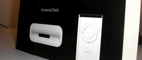 Apple Universal Dock Verpackung