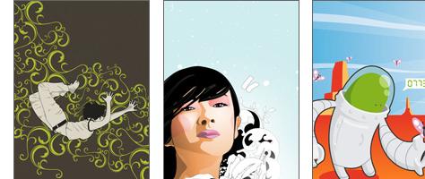 iPhone Wallpapers bei PixelGirl