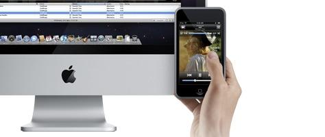 Apple Remote - iTunes- und AppleTV-Steuerung mit dem iPhone oder iPod touch