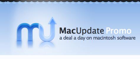 MacUpdate Promo - Ebenfalls Tag für Tag frisch reduzierte Software