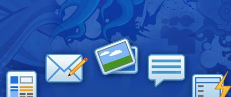 MySpace Mobile - GUI für MySpace mit Messaging, Sharing und Suche im Freundeskreis