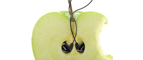 Shure Ohrhörer | Kreative Idee