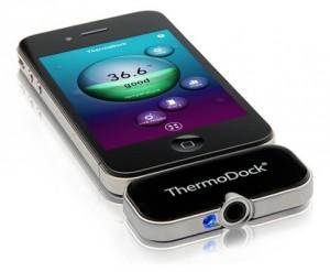 Fieberthermometer für iPhone
